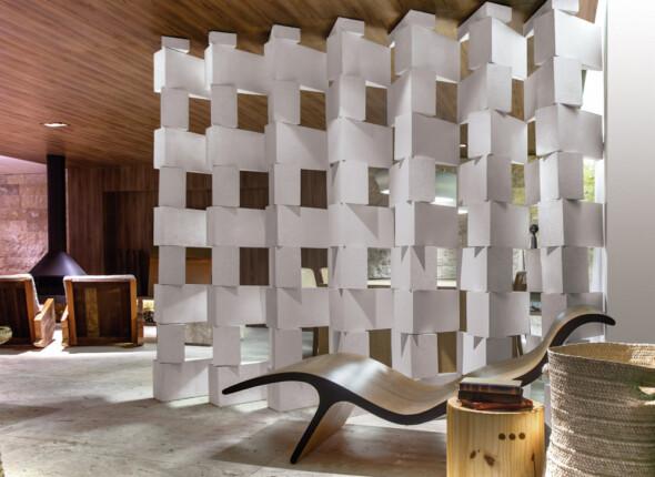 Notícias Relacionadas: 6 espaços de brasilidade com presença Castelatto na Casa Cor Brasília 2015