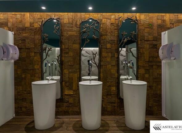 Notícias Relacionadas: Banheiros e Lavabos