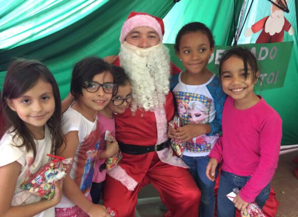 Notícias Relacionadas: Natal de Sorrisos