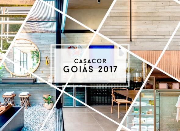 Notícias Relacionadas: Castelatto participa da CASACOR GO 2017